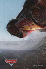Poster for Cars 3