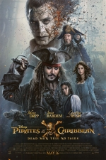 Poster for 'Pirates of the Caribbean: Dead Men Tell No Tales'