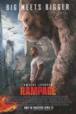 Poster for 'Rampage'
