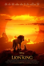 Poster for 'The Lion King'