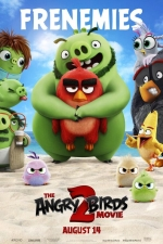 Poster for 'The Angry Birds Movie 2'