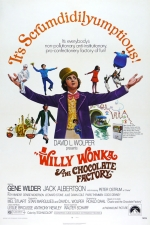 Poster for Willy Wonka & the Chocolate Factory (1971)