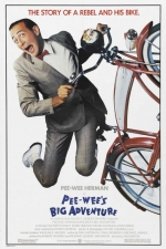 Poster for Pee-wee's Big Adventure (1985)