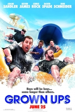 Poster for Grown Ups (2010)