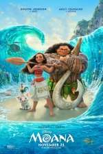 Poster for Moana