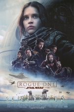 Poster for Rogue One: A Star Wars Story