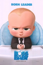 Poster for The Boss Baby