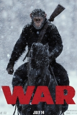 Poster for War for the Planet of the Apes