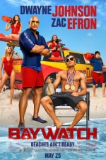 Poster for 'Baywatch'