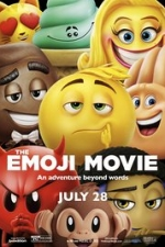 Poster for 'The Emoji Movie'