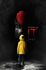 Poster for 'It'