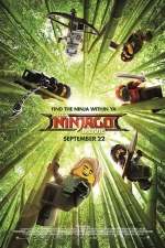 Poster for The LEGO Ninjago Movie