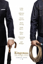Poster for 'Kingsman: The Golden Circle'