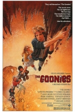 Poster for The Goonies (1985)