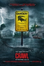 Poster for 'Crawl'