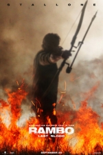 Poster for 'Rambo: Last Blood'