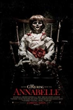 Poster for Annabelle (2014)