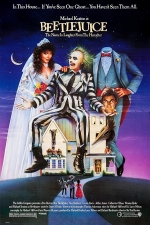 Poster for Beetlejuice (1988)