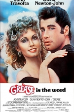 Poster for Grease (1978)