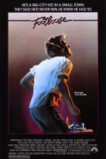 Poster for Footloose (1984)