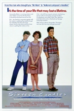 Poster for Sixteen Candles (1984)