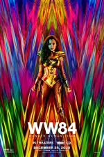 Poster for 'Wonder Woman 1984'