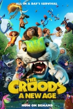 Poster for 'The Croods: A New Age'